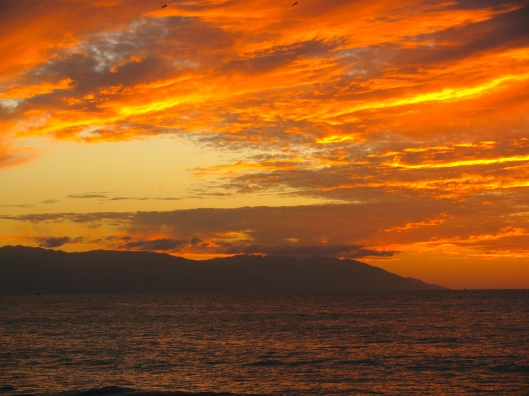 Another day ends in Vallarta