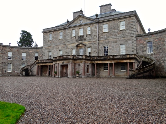 Haddo House Entry