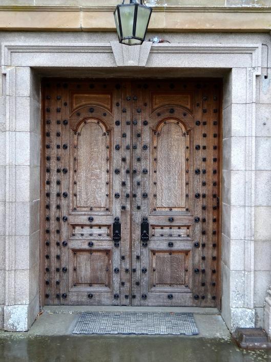 Front Doors, Haddo House