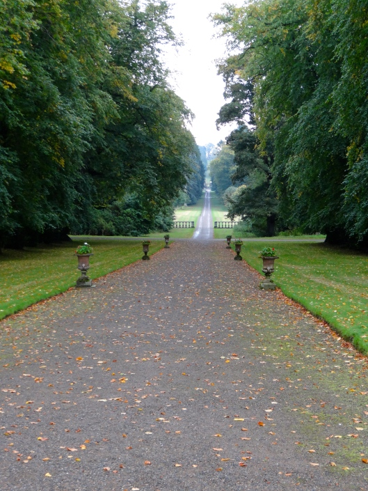 The Carriageway, Haddo House