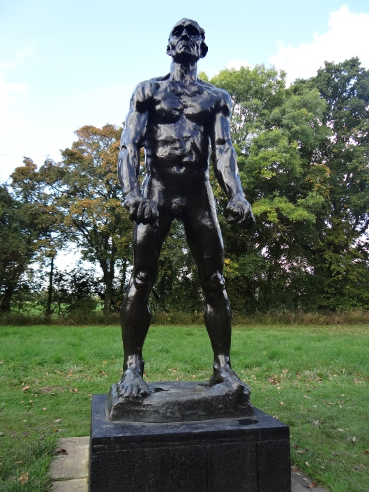 Jean D'Aire Monumental Nude - AR