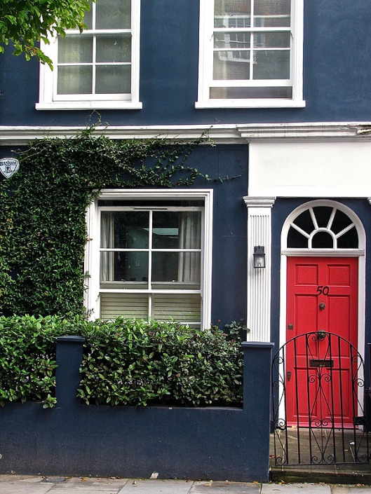 A house in Notting Hill