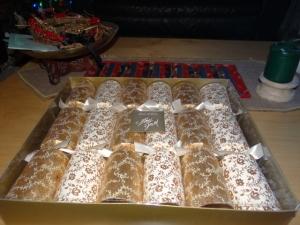 Christmas Crackers (Bob-bons)