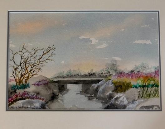 Stone Bridge, West Country