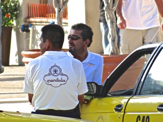 Taxi Amigo?